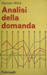 Analisi Della Domanda: Uno Studio Di Econometrica. In Collaborazione Con Lars Ju Fabrication Habile