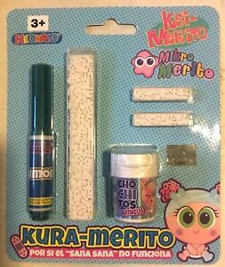 MEXICAN TOY DOLL ORIGINAL DISTROLLER NEONATO KSI-MERITO MAMILIUX