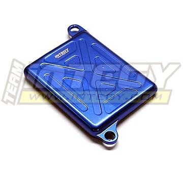 Integy T8163BLUE Battery Box Cover Low Profile for Losi 8ight B+T Not for 2.0
