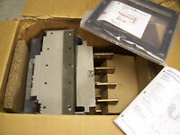 . Square D Powerpact Circuit Breaker Cradle Cat Cdlevv9xx4xxxxxxxx We-13a