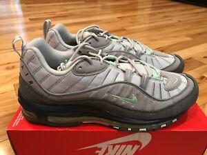 Nike Air Max 98 Vast Grey Fresh Mint 640744 011   Bruut
