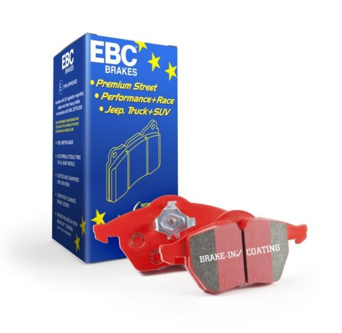 EBC RedStuff Rear Brake Pads Vauxhall Astra Mk6 GTC J 2.0 Turbo VXR 280 DP32066C