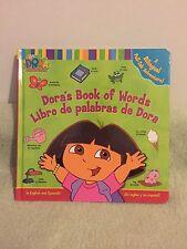 Dora's Book of Words (Libro de Palabras de Dora) by Phoebe Beinstein