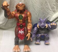 """1998 Small Soldiers Talking Archer + Punchit Gorgonites 12"""" Figure Hasbro Works!"""