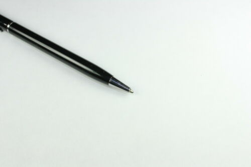 INK 10X Black 2-in-1 Touch Screen Stylus Ballpoint Pen for iPad iPhone Tablet