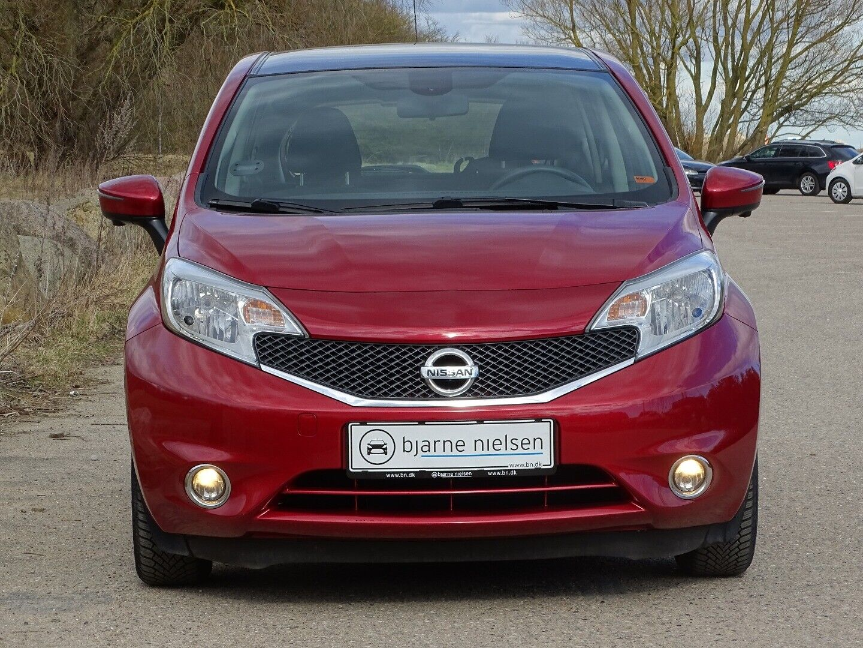 Nissan Note 1,2 Acenta Tech - billede 2