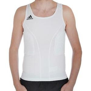 Image is loading NWT-Adidas-Techfit-ClimaCool-Mens-GFX-Padded-Compression-