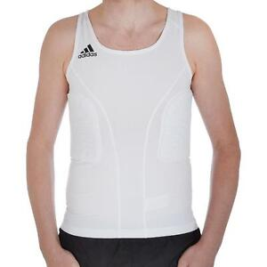de44739ee4b0d Image is loading NWT-Adidas-Techfit-ClimaCool-Mens-GFX-Padded-Compression-