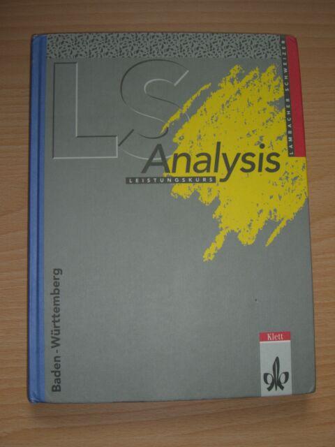 ♛ Lambacher Schweizer ♛ Analysis Leistungskurs  Sekundarstufe II BW Abitur Mathe