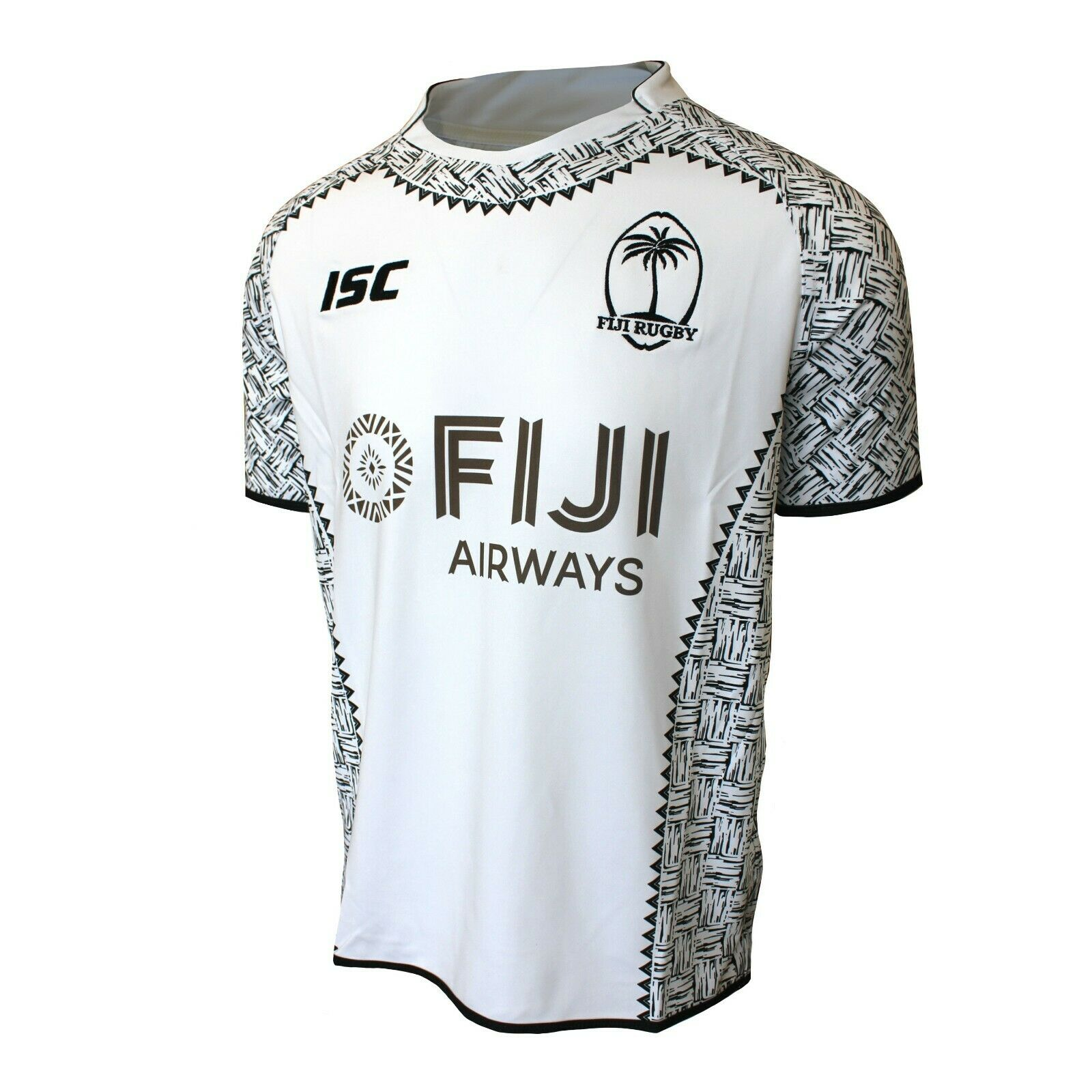Fiji Rugby Sevens Replica Home Jersey - Sizes M - 5XL  SALE PRICE