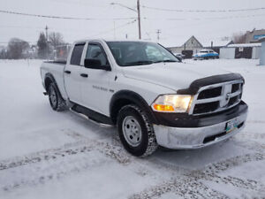 IMMACULATE 2011 Dodge Ram 1500 FRESH SAFETY!!