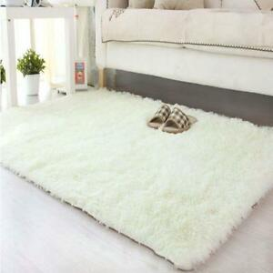 new fluffy living room carpet shaggy soft area rug