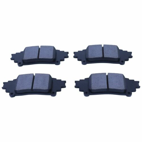 Genuine Toyota Prius V Verso Rear Axle Brake Pad Kit 2011-2016 0446647051