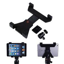 "1/4"" Video Camera Tripod Adapter w/ Mount Holder for iPad Mini 2 iPad 2 3 4"