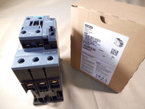 SIEMENS 3RT2036-1AK60 3-pole contactor NIB