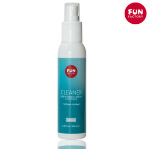 Fun Factory Cleaner for Lovetoys & Intimate Area 100 ml Hygiene Spray Detergente