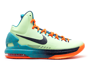 big sale 42e89 1b753 Image is loading SALE-NIKE-ZOOM-KD-V-5-AS-ET-