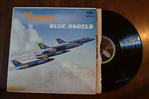 Joe-Bushkin-Blue-Angels-US-Navy-Air-Force-Jet-Record-lp-original-vinyl-album