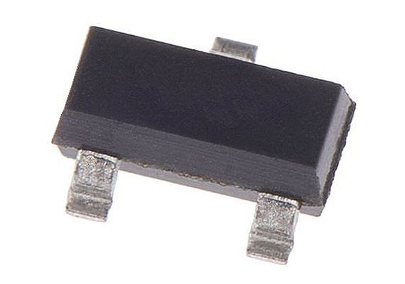 35 mA 2x 20 V Dual MATCHED Schottky RF Diode Diode Diode Hsm - 2814-BLKG Common Cathode SOT-23 36204f