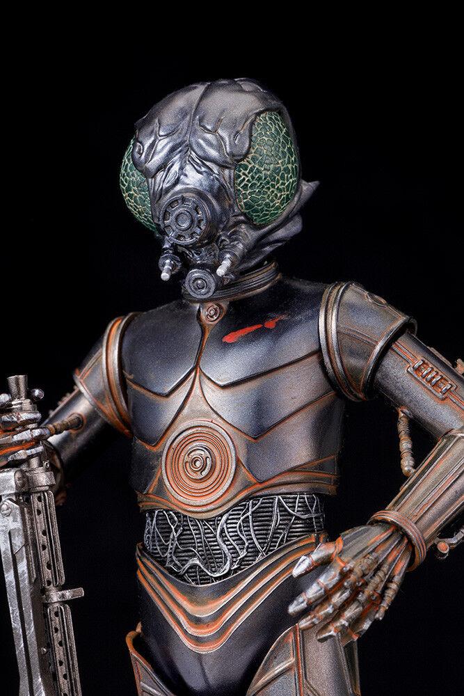 ARTFX + Estrella Wars El Imperio Contraataca Bounty Hunter 4-LOM 1 10 Kotobukiya Nuevo