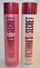 LOT OF 2 VICTORIA'S SECRET HAIR MAJOR SHINE SHAMPOO CONDITIONER SET 10.1OZ PINK