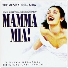 Mamma Mia (Musical) Orig. cast recording, based on ABBA-songs [CD]