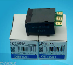 1pc OMRON digital display unit M7E-01HRN2