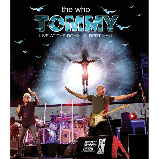 The Who - Tommy Live at the Royal Albert Hall (NTSC)