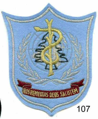 SANTE LIBAN EB107 ECUSSON BRODE