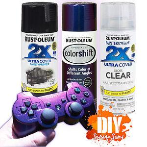 Rustoleum Spray Paint History