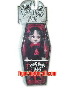 Living Dead Dolls MINI SERIES 2 LOU SAPPHIRE New /& Sealed Mezco Toyz