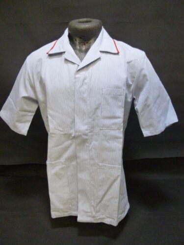 Alexandra HG380 Blue Stripe Mens Male Nurses Barber Uniform Tunic E6 JF6