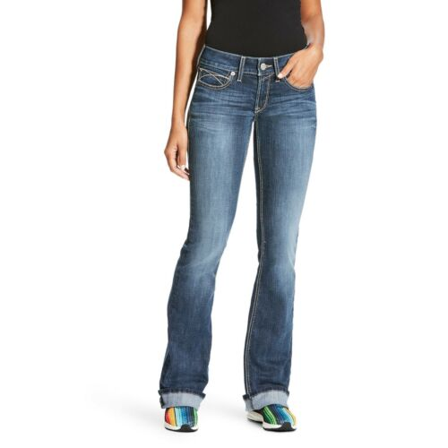 R Jeans Ride Boot Mid 10023500 l Ladies e a Ariat® Tulip Cut Av5qwFYY
