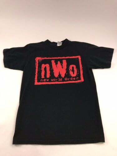 VTG NWO WCW Shirt Medium 1998 WWF Hulk Hogan Kevin