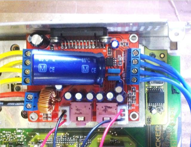 Kit réparation amplificateur BM54 BECKER BMW 3 5 7 Range Rover L322 75 MINI