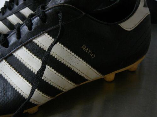 Adidas Natio 10 De Dans Foot Fabriquées Vintage Uk Chaussures PXuOilZwkT