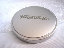 ORIGINAL VOIGTLANDER RF CAP FOR 35mm F1.7 ULTRON - SILVER.