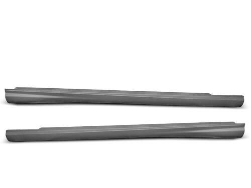 Faldones retrasadas pgme 02 para mercedes w211 02-06 AMG style nuevo