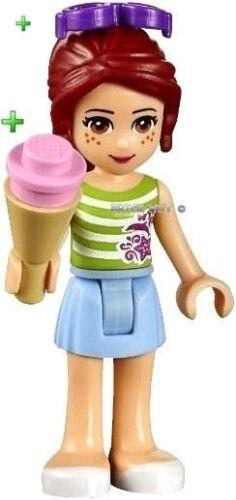 Lego Friends-Mia figure libre Crème Glacée-super rapide-bestprice-NEUF