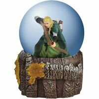 Legolas In Battle 100mm Water Globe / Ball - Lord Of The Rings By Westland Gifts