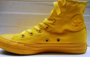 7 Monochrome Scarpa 336 152700c Uk Uomo Canvas Eur Yellow Hi 5 Converse donna 41 SwY7q