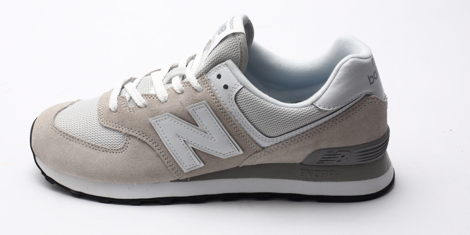 New Balance 3) ML574EGW Nimbus Cloud (633531-60 3) Balance Herren Sneaker - Grau - Neu 68aec5