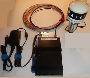Details about Starlink Raven Industries INVICTA 210L DGPS Beacon Receiver  and TBA-2 Antenna