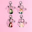 KPOP-BLACKPINK-LISA-ROSE-JENNIE-JISOO-Acrylic-Key-Chain-Cute-Keyring-Keychain thumbnail 2