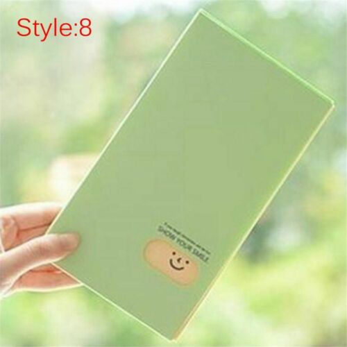 Large Capacity Ticket ID Holder Business Card Photo Album Photocard 120 Pockets