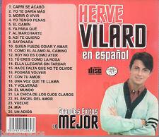 Balada 60s 70s 80s MEGA RARE Lo mejor de HERVE VILARD en castellano CAPRISEACABO