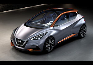2015-NISSAN-SWAY-CONCEPT-NEW-A2-CANVAS-GICLEE-ART-PRINT-POSTER