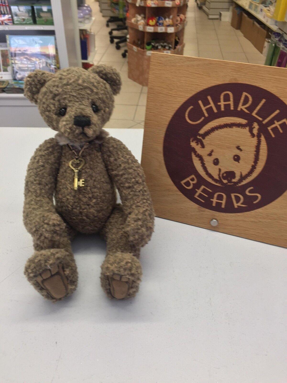 Charlie Bears Ayla Plush Bear - BNWT - OFFICIAL OFFICIAL OFFICIAL STOCKIST 2b48a9