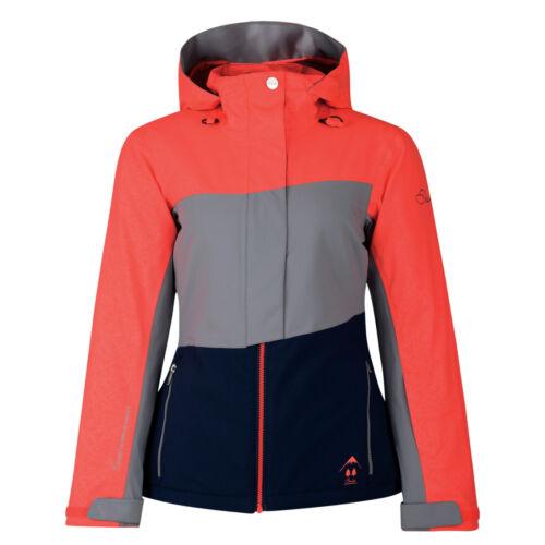 Ski Femme Respirant Ii Dare2b Jacket Ardent Shred Imperméable Free Imperméable Corail XwZtC
