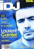 LAURENT GARNIER / KID KOALA / TOMCRAFT IDJ magazine no. 42 Nov 2003